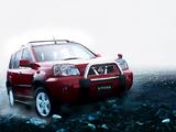 Photos of Nissan X-Trail JP-spec (T30) 2003–07