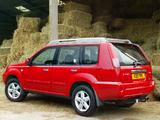 Photos of Nissan X-Trail UK-spec (T30) 2004–07