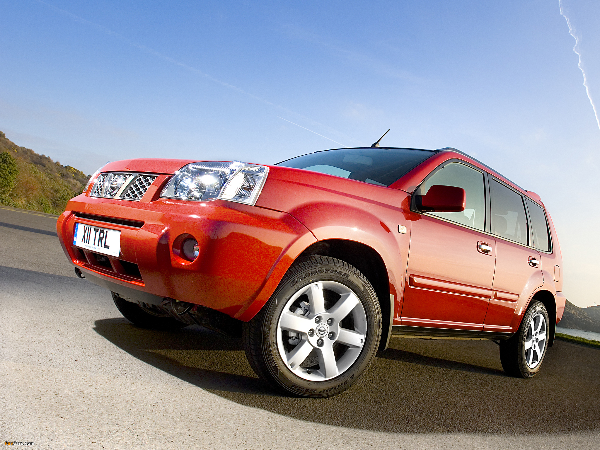 Photos of Nissan X-Trail Columbia UK-spec (T30) 2006–07 (2048 x 1536)