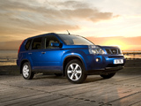 Photos of Nissan X-Trail UK-spec (T31) 2007–10