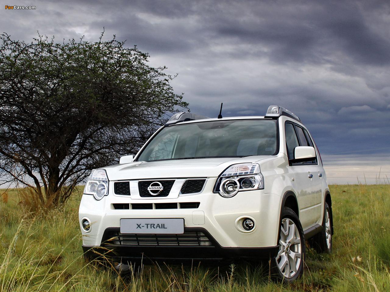 Photos of Nissan X-Trail ZA-spec (T31) 2010 (1280 x 960)
