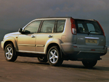Pictures of Nissan X-Trail UK-spec (T30) 2001–04