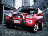Pictures of Nissan X-Trail JP-spec (T30) 2003–07