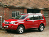 Pictures of Nissan X-Trail UK-spec (T30) 2004–07