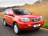 Pictures of Nissan X-Trail Columbia UK-spec (T30) 2006–07
