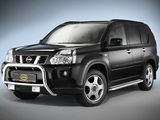 Pictures of Cobra Nissan X-Trail (T31) 2007–10
