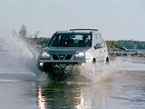 Nissan X-Trail (T30) 2001–04 wallpapers