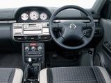 Nissan X-Trail UK-spec (T30) 2001–04 wallpapers