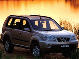 Nissan X-Trail ZA-spec (T30) 2001–04 wallpapers