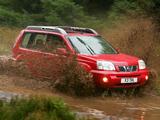 Nissan X-Trail UK-spec (T30) 2004–07 wallpapers