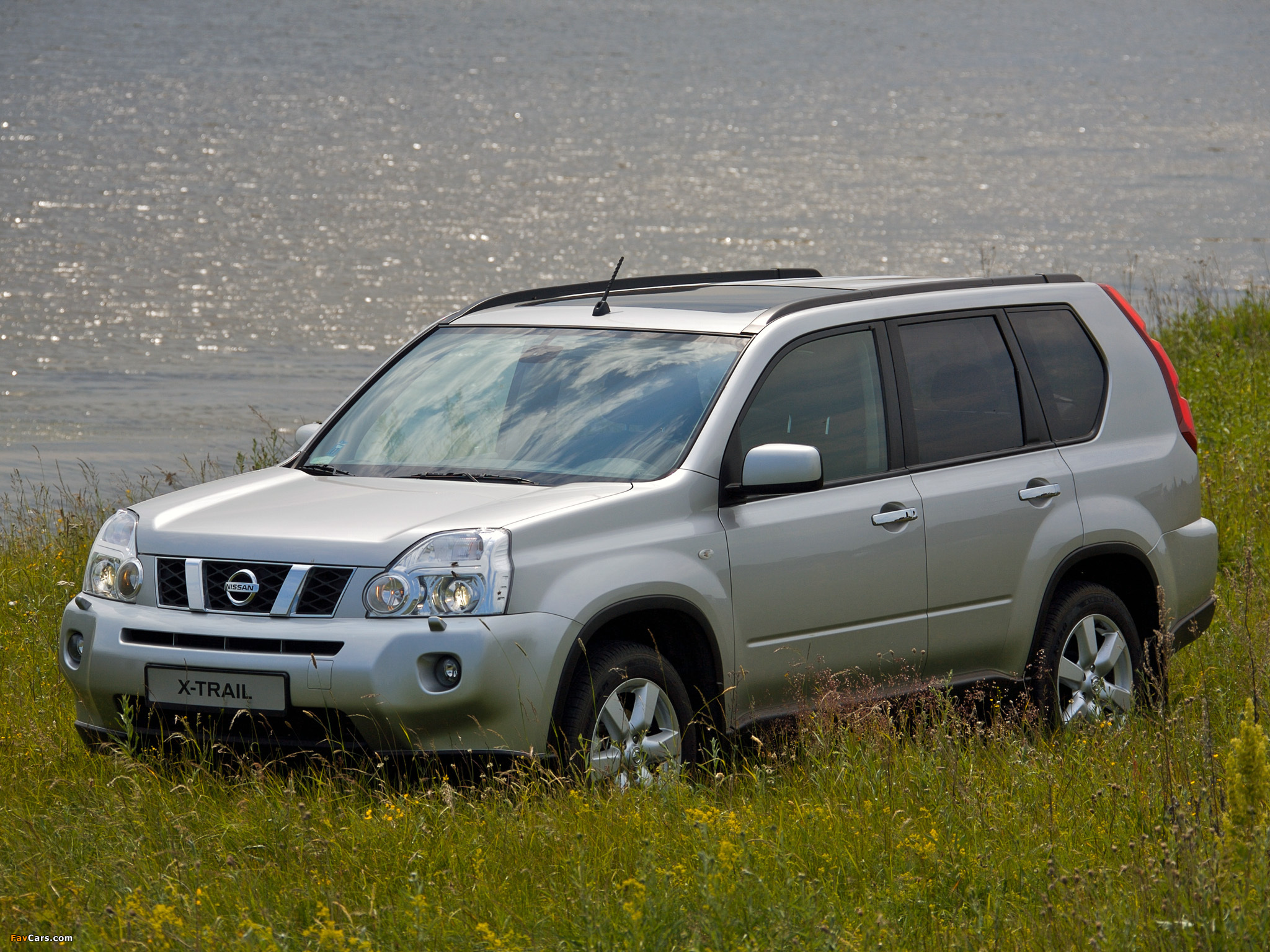 nissan x trail t31 2007 10 wallpapers 2048x1536. Black Bedroom Furniture Sets. Home Design Ideas