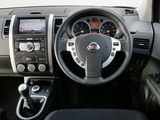 Nissan X-Trail UK-spec (T31) 2007–10 wallpapers