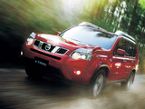 Nissan X-Trail JP-spec (T31) 2010 wallpapers
