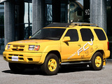 Images of Nissan Xterra FCV (WD22) 2001