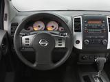 Images of Nissan Xterra Pro-4X (N50) 2011