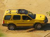 Nissan Xterra BR-spec (WD22) 2001–04 pictures
