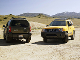 Nissan Xterra (N50) 2004–08 photos