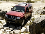 Nissan Xterra (N50) 2004–08 wallpapers