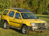 Photos of Nissan Xterra BR-spec (WD22) 2001–04