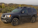 Nissan Xterra (N50) 2008 wallpapers