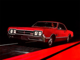 Images of Oldsmobile Cutlass 442 Holiday Coupe (3817) 1966