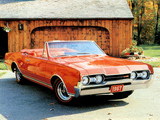 Images of Oldsmobile Cutlass 442 Convertible 1967