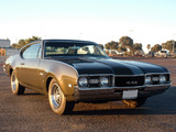 Images of Oldsmobile 442 Holiday Coupe (4487) 1968