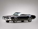 Images of Oldsmobile 442 Convertible (4467) 1969