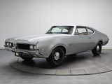 Images of Oldsmobile 442 Sport Coupe (4477) 1969