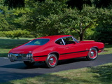 Images of Oldsmobile 442 W-30 Sport Coupe (4477) 1970