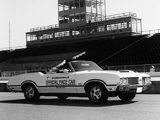 Images of Oldsmobile 442 Convertible Indy 500 Pace Car (4467) 1970