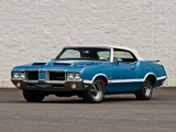 Images of Oldsmobile 442 W-30 Convertible (4467) 1971