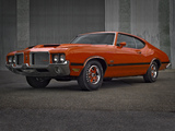 Images of Oldsmobile Cutlass 442 W-30 Hardtop Coupe 1972