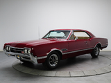 Oldsmobile Cutlass 442 Holiday Coupe (3817) 1966 photos