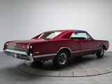 Oldsmobile Cutlass 442 Holiday Coupe (3817) 1966 wallpapers