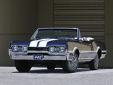 Oldsmobile Cutlass 442 Convertible (3867) 1967 images
