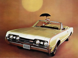 Oldsmobile Cutlass 442 Convertible (3867) 1967 pictures