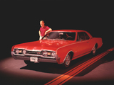 Oldsmobile Cutlass 442 Holiday Coupe (3817) 1967 pictures