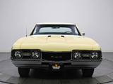 Oldsmobile 442 Holiday Coupe (4487) 1968 photos