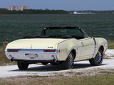 Oldsmobile 442 Convertible (4467) 1968 pictures