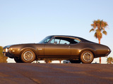 Oldsmobile 442 Holiday Coupe (4487) 1968 pictures