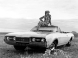 Oldsmobile 442 Convertible 1968 wallpapers