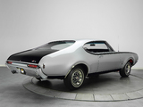 Hurst/Olds 442 Holiday Coupe (4487) 1968 wallpapers