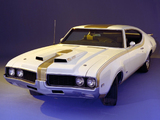 Hurst/Olds 442 Holiday Coupe (4487) 1969 images