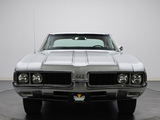 Oldsmobile 442 Sport Coupe (4477) 1969 pictures