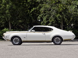 Hurst/Olds 442 Holiday Coupe (4487) 1969 pictures