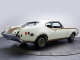 Hurst/Olds 442 Holiday Coupe (4487) 1969 wallpapers
