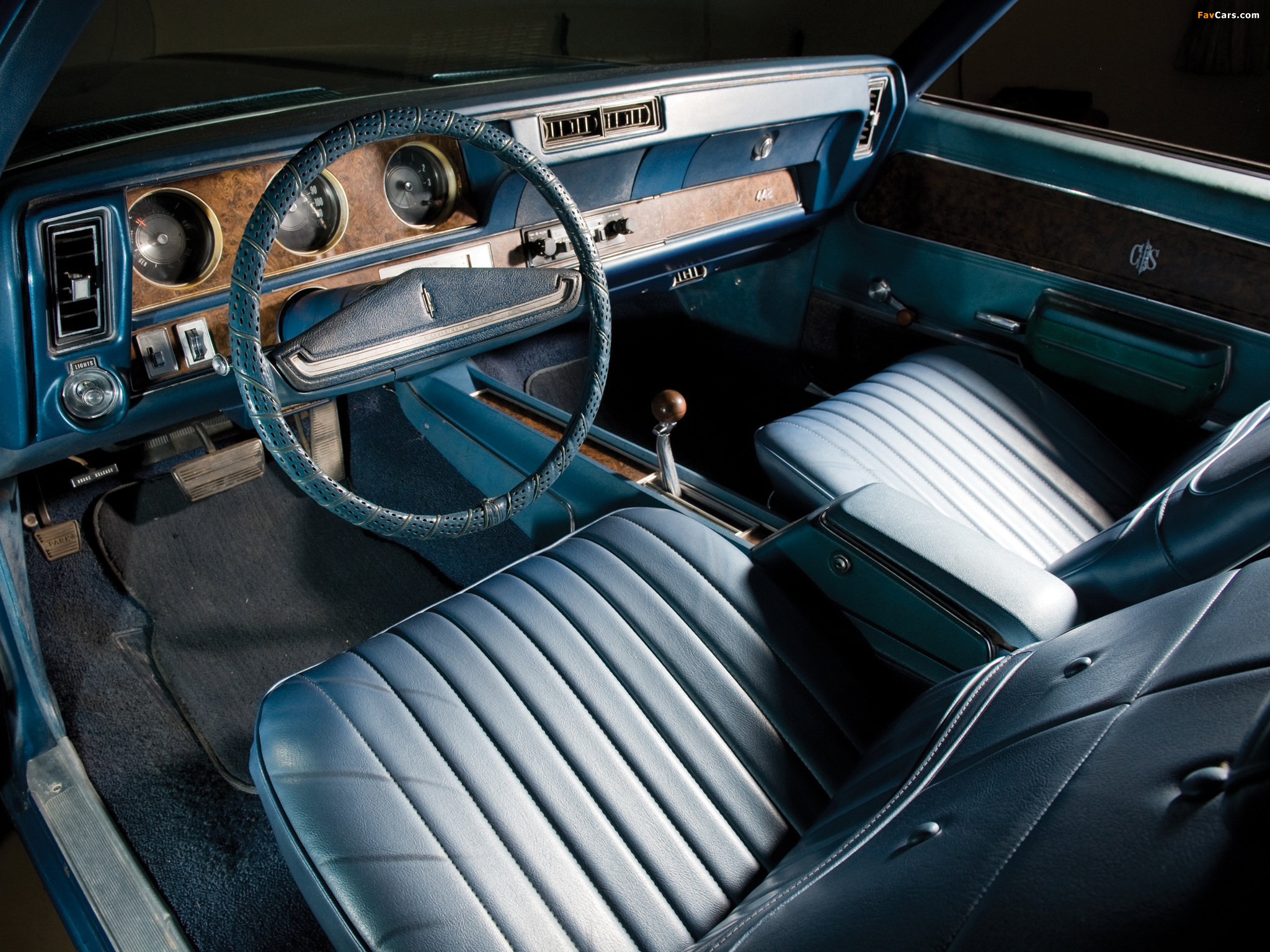 Oldsmobile 442 Convertible (4467) 1970 images (2048 x 1536)