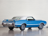 Oldsmobile 442 W-30 Convertible (4467) 1970 images