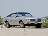 Oldsmobile 442 Holiday Coupe (4487) 1970 images